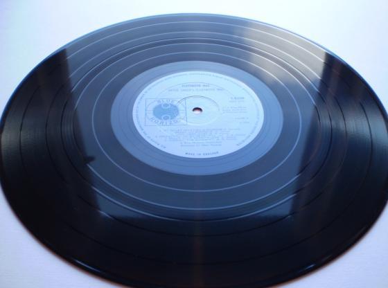 Peter Greens Fleetwood Mac Debut Album 1st Uk Pressing